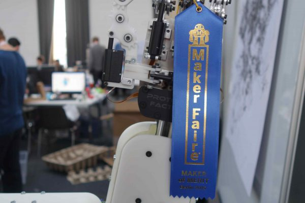 BioGrip 3.1 - Maker Faire Berlin - 3
