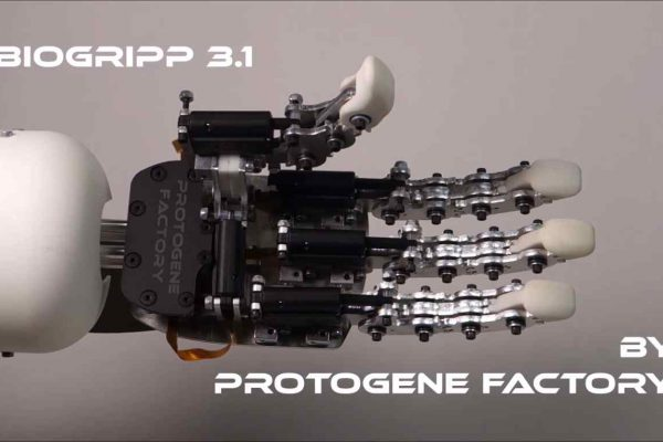 BioGrip 3.1 - Protogene Factory