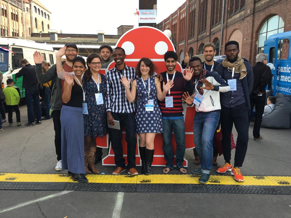 MakerfaireBerlin 2015_GolbalInnovation Gathering2